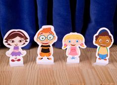 Your preschooler can go on an adventure with Little Einsteins' June, Leo, Annie, and Quincy.