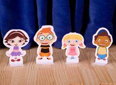 Little Einsteins Printables