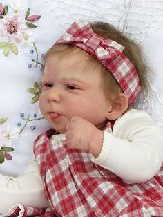 DLL * reborn baby *Cathy*Olga Auer* limited and sold out