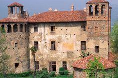 Il castello di Saluzzo