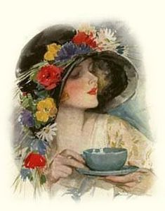 Time for Tea in the glorious 1920's