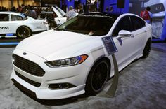 Ford Fusion from SEMA Show
