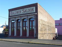 Another old building in The Dalles Oregon.