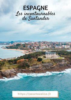 Destinations D'europe, Santander Spain, Spain Road Trip, Voyage Europe, Blog Voyage, Far Away, Trekking, Hiking, Portugal