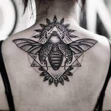 94780bdd78ef3 What does scarab tattoo mean? We have scarab tattoo ideas, designs,  symbolism and we explain the meaning behind the tattoo.