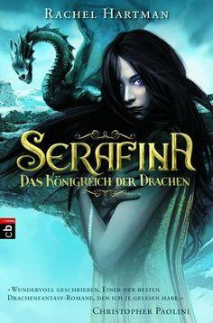 [Rezension] Serafina - Das Königreich der Drachen von Rachel Hartman (Seraphina #1) - Sheerisans Bücheruniversum