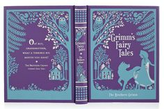 Leather bound children's classics for Barnes & Noble by Kate Forrester
