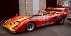 Can Am Lola T160 Chevrolet