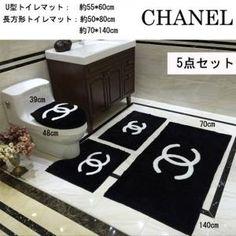 シャネル マット トイレ浴室 ブランド 便座カバー ルイヴィトン トイレマット/フタカバー/便座カバー 浴室マット絨毯 chanel カーベットふわふわ 洗浄暖房型 Chanel Inspired Room, Chanel Bedroom, Hypebeast Room, Designer Bed Sheets, Bathroom Mat Sets, Glamour Decor, Chanel Decor, Bathroom Design Luxury, Secret Rooms