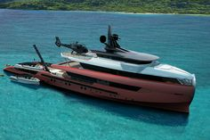 The new Columbus Tomahawk 52m (170′) is a massive volume yacht at 499 Gross Tons. Its a design segment that we continue to see more and more of in the superyacht industry. These explorer-type yachts will continue to grow in ... Read More