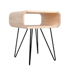 XLBoom Metro End Bijzettafel/Nachtkastje Stool, Chair, Bassinet, Home And Living, Design, Furniture, Home Decor, Products, Coffee Table Styling