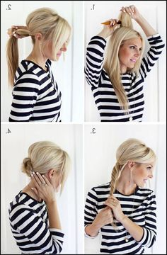 Cool knot hairstyle with headband chic ideas  #hairstyle #headband #ideas