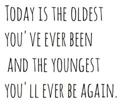 Hm somethin to think about! #birthday