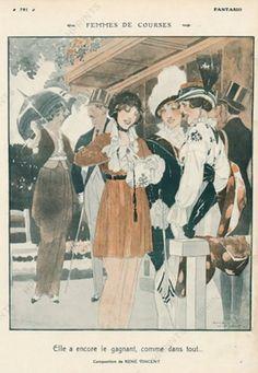 Fantasio, 1913 ~ René Vincent