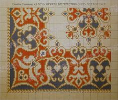 ru / Фото - Redtenbacher Folder with handcolored patterns for tapisserie - romashkaroma Cross Stitch Borders, Cross Stitch Patterns, Crochet Patterns, Folk Embroidery, Cross Stitch Embroidery, Needlepoint Designs, Chart Design, Bead Crochet Rope, Persian Rug