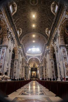 San Pietro, Roma.