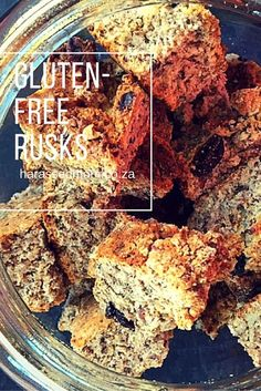 A trip to my mom is not complete without her gluten-free rusks. This time we made them when we got here. This is not a particularly cheap recipe but is well worth it every once in a while and it does make a lot so they will last a while. Gf Recipes, Gluten Free Recipes, Cheap Recipes, Spinach Recipes, Fast Recipes, Healthy Recipes, Recipies, Dessert Recipes, Gluten Free Cooking