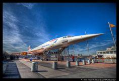 Tudor Hulubei » Photography » British Airways Concorde