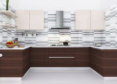 Customize your kitchen interiors and get a dream modular kitchen specially designed for Indian homes. Browse the latest modular kitchens designs in India. Farmhouse Furniture, Kitchen Furniture, Kitchen Interior, Living Room Furniture, Indian Furniture, Cheap Furniture, Online Furniture, Furniture Ideas, Luxury Furniture Brands