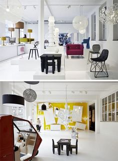 SUITE NY showroom chair wall office | Design Team | Pinterest ...