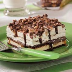 ice cream bar cake