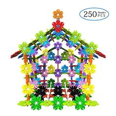 Peradix Brainflakes Building Toys Snow Flakes Interlocking Blocks Set for Brain Educational Puzzle Games 250 PCS Puzzle Games, Snow Flakes, Age 3, Building Toys, Toddler Toys, 3 Years, Boutique, Christmas Ornaments, Holiday Decor