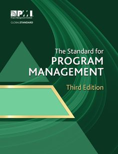 The Standard for program management / Project Management Institute