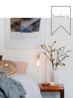 Roomie Blog - Bedside Solutions/Freedom AW14