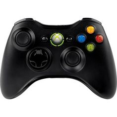 Microsoft - Xbox 360 Wireless Controller for Windows - Larger Front