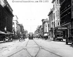 Street Cars back in the day
