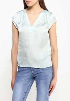 Блуза oodji купить за 799руб OO001EWIHT35 в интернет-магазине Lamoda.ru