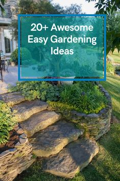 20+ Awesome Easy Gardening Ideas #easygardeningideas Small Space Gardening, Gardening Tips, Easy Garden, Playground, Garden Design, Hacks Videos, Awesome, Ideas, Children Playground