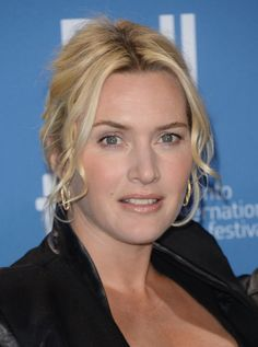 """Kate Winslet Photos - Actress Kate Winslet attends 'Labor Day' Press Conference during the 2013 Toronto International Film Festival at TIFF Bell Lightbox on September 7, 2013 in Toronto, Canada. - """"Labor Day"""" Press Conference - 2013 Toronto International Film Festival"""
