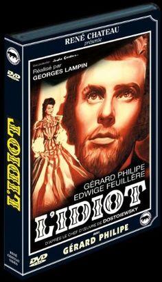 Amazon.fr - Idiot (L') - Philippe Gérard, Edwige Feuillère : DVD & Blu-ray