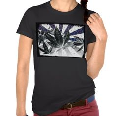 Pretty Pot Leaf #14 Women's T Shirt