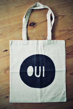 OUI by oh my clumsy heart via Flickr