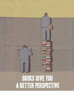 books are good :)