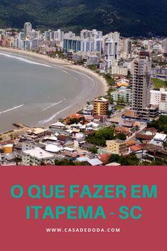 Uma das praias mais bonitas do litoral de Santa Catarina, Itapema é procurada por locais e turistas, vindos de todas as partes do mundo. Suas praias de água verde são apenas um dos motivos! #itapema #praias