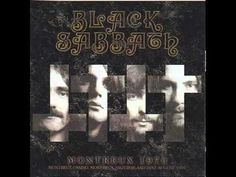 Black Sabbath - Live Montreux,Switzerland August 31st 1970 A+