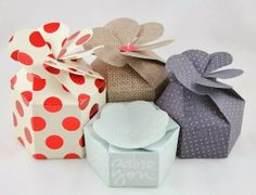 Craft Oasis: create a gift box by your hands !