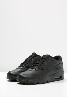 Nike Sportswear AIR MAX 90 - Baskets basses - black - ZALANDO.FR