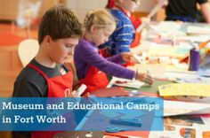 Summer Camp Guide for the Fort Worth Area