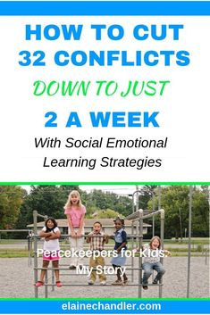 Learn how I cut 32 conflicts down to just 2 a week with social emotional learning strategies, and how you can, too. Learning Skills, Skills To Learn, Learning Resources, Teaching Ideas, Emotional Support Classroom, Social Emotional Learning, Social Skills, Emotional Resilience, Emotional Intelligence