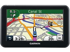 Garmin nüvi 50LM 5-Inch Portable GPS Navigator with Lifetime Maps (US)   best-buy-gps.com