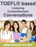 This is the best FREE resource for TOEFL iBT listening preparation!