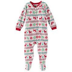 90e772ced3 Jammies For Your Families Baby Microfleece Sleep   Play Your Family