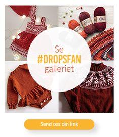 DROPS 103-32 - Gratis strikkeoppskrifter fra DROPS Design