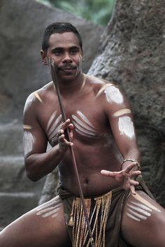 Australia: Aboriginal Culture 015, via Flickr. #World Thinking Day