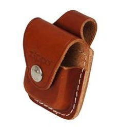 Zippo Leather Lighter Pouch with Belt Loop