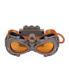Look at this Dino X Team Dino Hunter UV Night Vision Goggles on #zulily today!